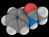 Acetanilide molecule