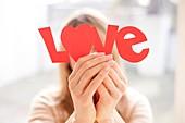 Love,conceptual image