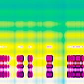 DNA sequence,artwork