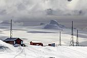 Argentine base,Antarctica