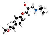 Metoprolol high blood pressure drug