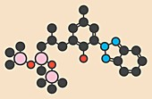 Sunscreen molecule