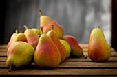Guyot pears