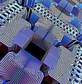 Quantum computer,electronic circuitry