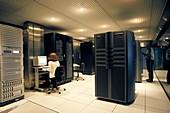 Genetic data storage