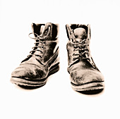 Worker's boots