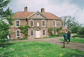 House owned by Sir Joseph Banks