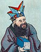 Confucius,Chinese philosopher