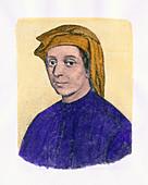 Leonardo Fibonacci,Italian mathematician