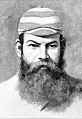 W.G. Grace,English cricketer