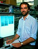 Professor and biologist Alec Jeffreys