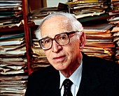 Sir Aaron Klug,Nobel Laureate