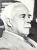 Portrait of Gilbert Lewis,American chemist