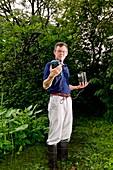 Derek Lovley,US microbiologist