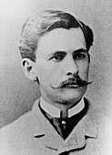 Physicist Albert Abraham Michelson