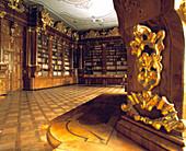 Mendel museum library