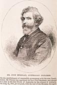 John McKinlay,Australian explorer