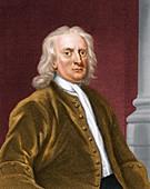 Sir Isaac Newton,British physicist