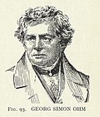 Georg Simon Ohm,German physicist