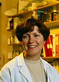 British AIDS researcher,Dr. Sarah Rowland-Jones