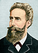 Wilhelm Konrad Roentgen,German physicist