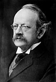 J. J. Thomson,British physicist