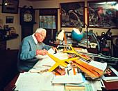 Barnes Wallis,bouncing bomb designer
