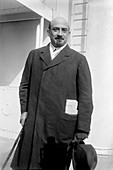 Chaim Weizmann,1st President of Israel