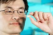 Peidong Yang,Chinese-born chemist