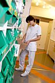 Medicine storeroom