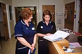 District Nurse and Senior Sister