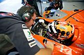 Formula One racing driver