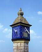 Sundials on the Countess Pillar,Cumbria