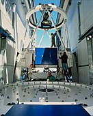 Galileo National Telescope mirror support