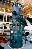 Full-scale mock-up of the Hubble Space Telescope