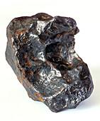Fragment of an iron meteorite