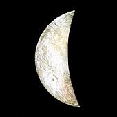 Voyager 2 mosaic of Europa
