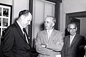 Pre-NASA administrators,1958