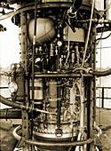 V-2 rocket engine
