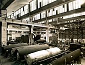 German rocket factory,1943