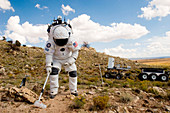 NASA field test