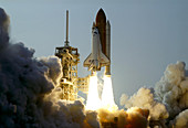 STS-118 launch,Space Shuttle Endeavour