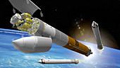 NASA's future cargo launcher