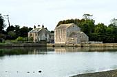 Carew mill,Pembrokeshire,Wales,UK