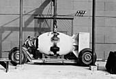 Fat Man,Nagasaki atom bomb,1945