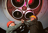 Decommissioning nuclear missile
