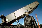 Nuclear missile transporter
