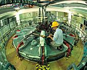 Fusion research,MAST Tokamak device