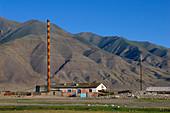 Rural power station