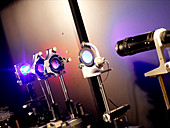 LED light research